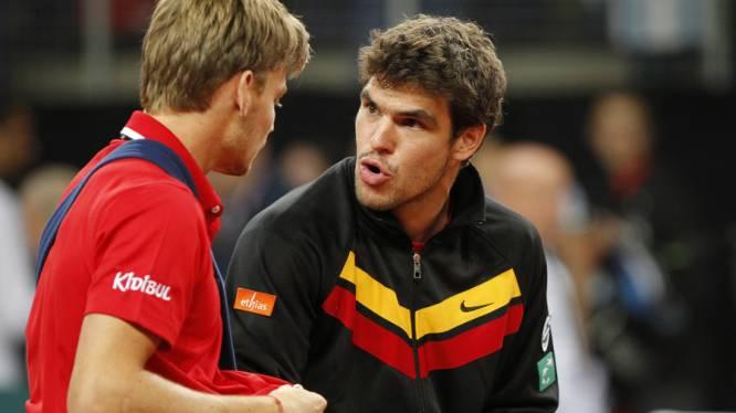 David Goffin stelt goede vriend Germain Gigounon aan als nieuwe coach