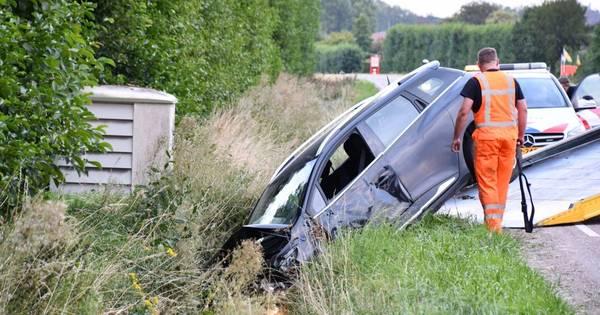 Gewonde bij eenzijdig ongeval Phillipine.