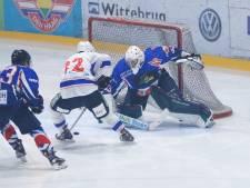 IJshockeyers Hijs maken favorietenrol waar en kronen zich tot kampioen