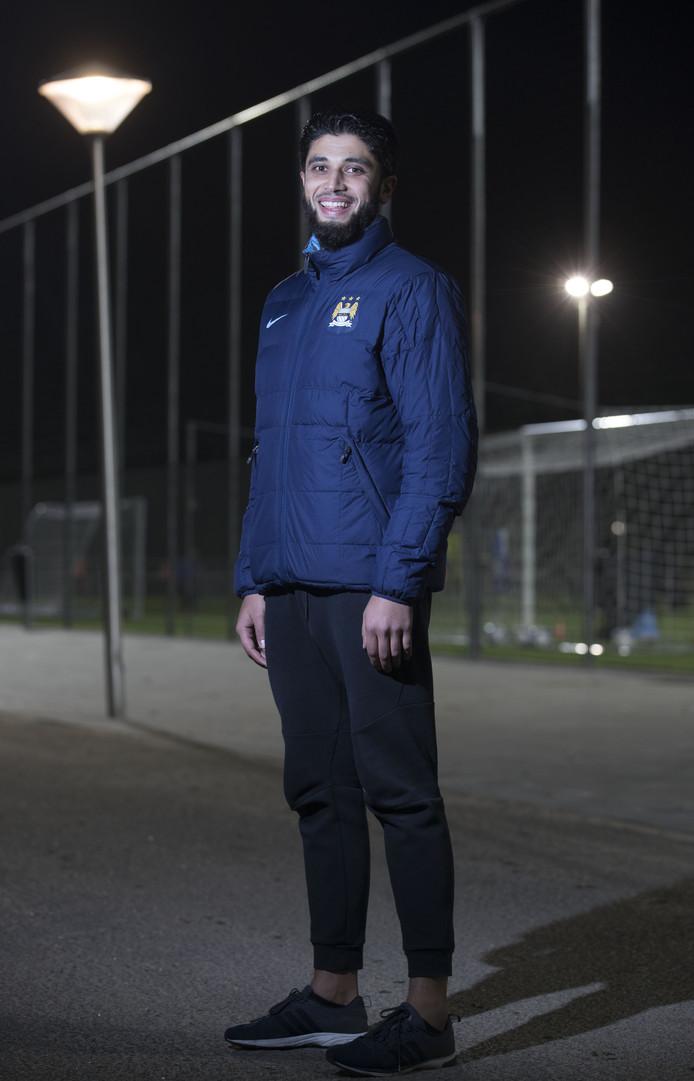 Yahya Hotak wil blijven scoren voor Ede/Victoria