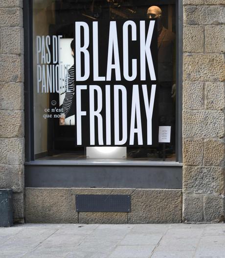 Black Friday komt langzaam op gang in Zwolle