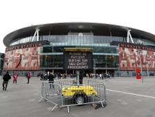 Arsenal stuurt 55 werknemers weg vanwege crisis