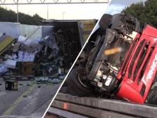 Chaos compleet op A1: snelweg tussen Hengelo en Apeldoorn vanavond dicht om schade te repareren