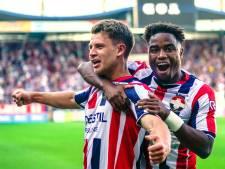 Köhlert leidt Willem II met 'beauty's' naar kop eredivisie