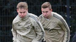De Amsterdamse schatkist: goudhaantjes van Ajax al meer dan 250 miljoen euro waard