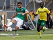 Sürmeli keert bij FC Dordrecht terug in de eerste divisie