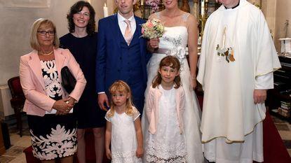 Laatste huwelijksmis voor pastoor Penne