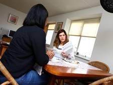 Wachtlijst voor dakloze gezinnen in regio
