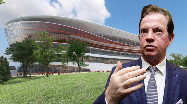 CEO van Ghelamco, Paul Gheysens, is niet van plan het Eurostadion zomaar op te geven. Het is nu wachten of het bedrijf in beroep gaat tegen de beslissing van de minister én of dat iets zal uithalen.