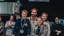 De jonge juryleden wezen - net als de volwassenen - Hollanders aan als winnaar.