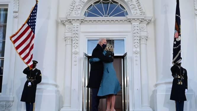 """LIVE. Kersverse president Joe Biden """"optimistischer dan ooit"""" over toekomst van de VS"""