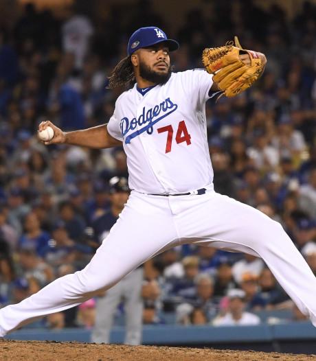 Dodgers trekken stand gelijk tegen Brewers