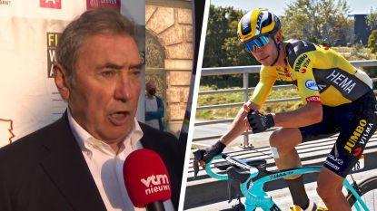 """Merckx over Van Aert (en het WK-parcours): """"Voor mij is hij dé man van de Tour. Of hij die ooit kan winnen? Da's iets anders..."""""""