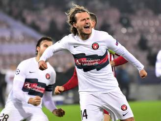 Scholz (ex-Club Brugge) bezorgt Midtjylland puntje tegen Liverpool, Origi speelt anonieme partij