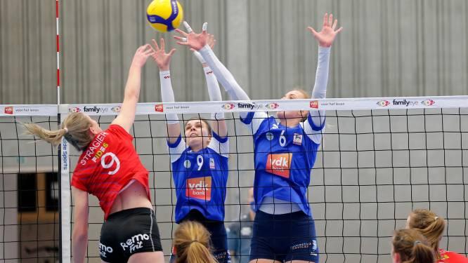 """Stijn Morand ziet VDK Gent met 1-3 verliezen in halve finale Belgische beker: """"Heel knap volleybal gezien"""""""