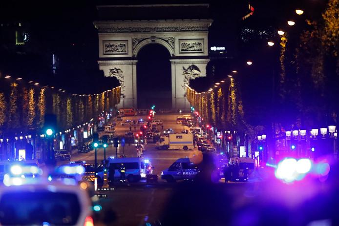 Aanslag in Parijs.