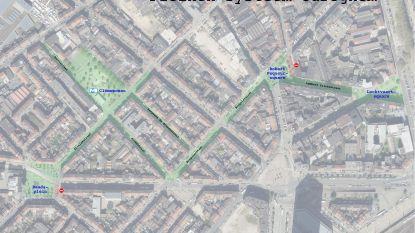 """Verkeersluwe straten voor Kuregem: """"Er zijn te weinig mogelijkheden om naar buiten te gaan"""""""