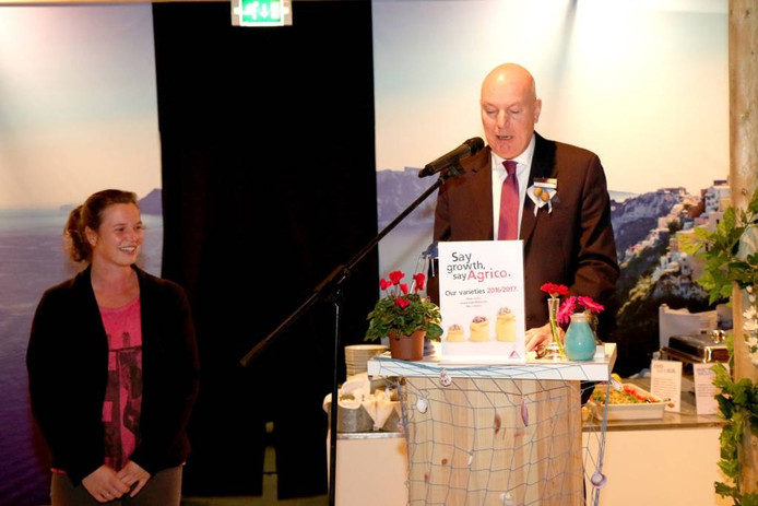 Agrico-directeur Jan van Hoogen.