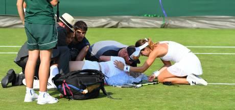 'Schreeuw van Wimbledon' Mattek-Sands na acht maanden terug