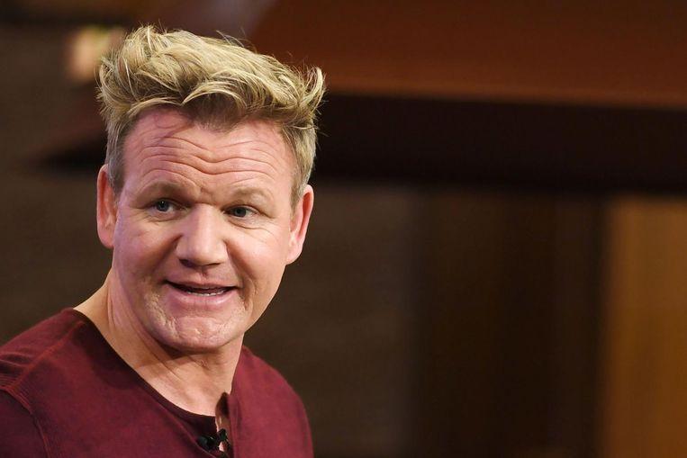 Gordon Ramsay is opnieuw vader geworden, maar de geboorte verliep (voor hem) niet van een leien dakje