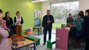 Nieuwe kleuterschool 't Klavertje in amper 4 maanden tijd geopend