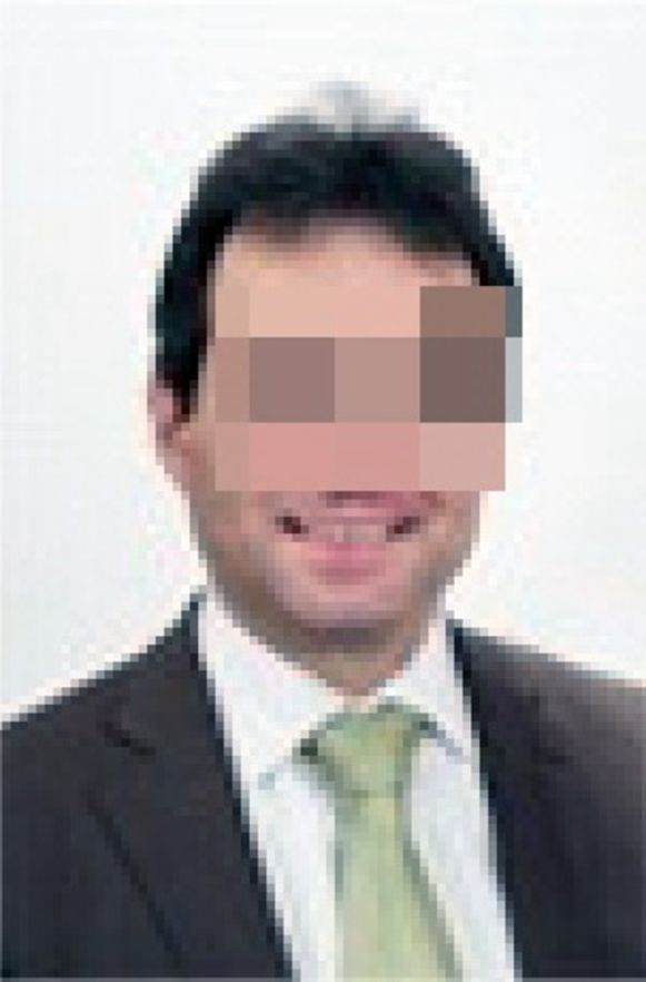 Kredietmakelaar Kris B. uit Rotselaar.