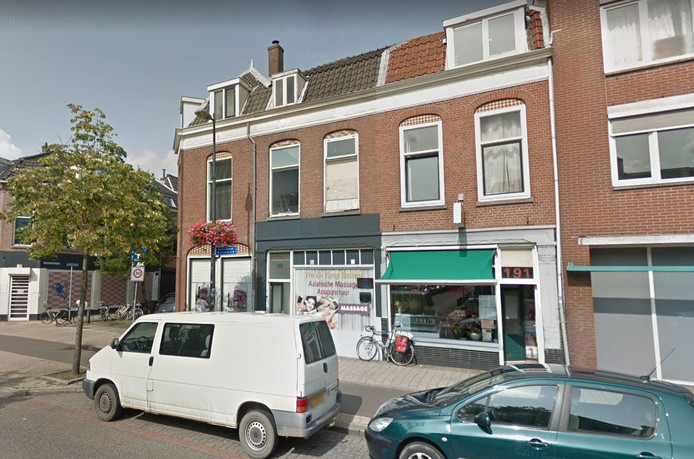 priveontvangst utrecht happyending massage