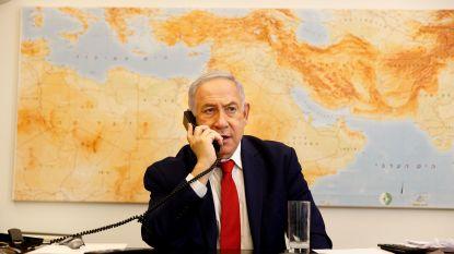 Belofte van Netanyahu om Westelijke Jordaanoever te annexeren wordt beantwoord met bombardementen