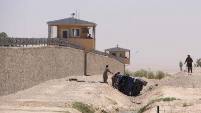 Zeker tiental doden bij talibanaanvallen op Afghaanse legerbasissen