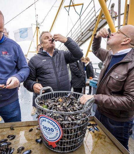 Nederlandse mossel mag voortaan weer naar de VS
