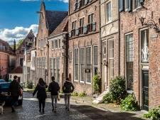 Verkeersmaatregelen maken ook Bergkwartier in Deventer coronaproof