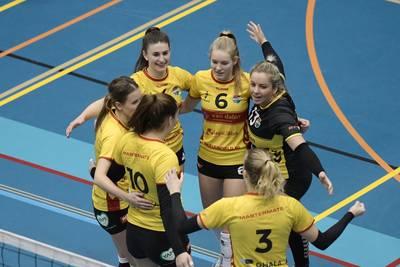 Winnend Dynamo in top vijf