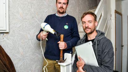 Bart en Bart starten Repair Café, extra vrijwilligers zijn welkom