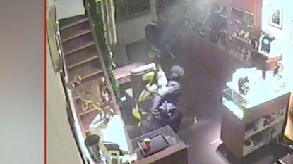 """Juwelier uit Lanaken in zak en as: """"Horloges ter waarde van 1,5 miljoen euro gestolen"""""""
