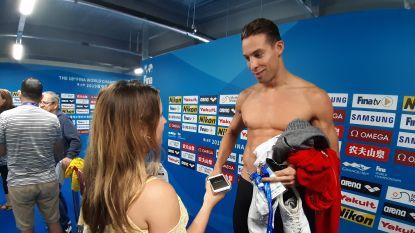 """Timmers zonder overschot naar halve finale: """"Op het eind van de race dacht ik: 'Man, je zit hier wel op een WK, je moét gas geven"""""""