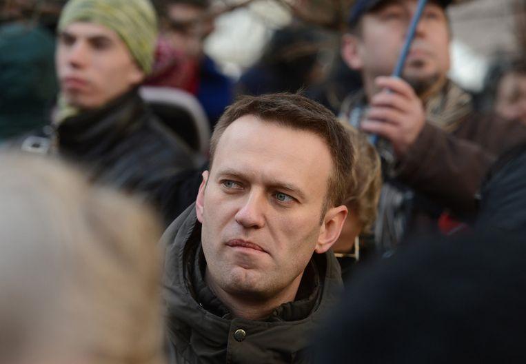Aleksej Navalni Beeld getty