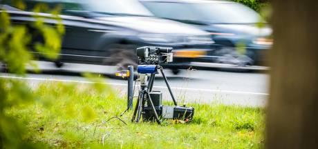Radarcontrole in Oirschot: 190 overtredingen