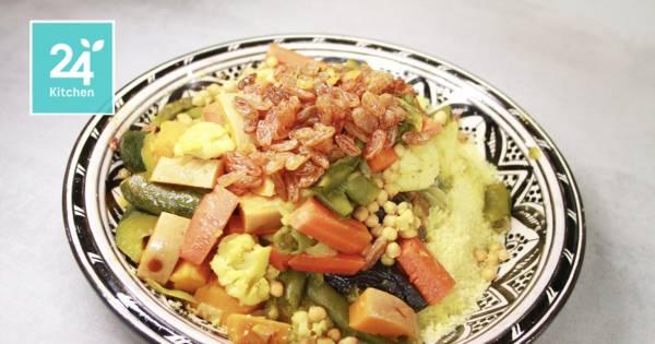 Couscous met zeven groenten van oma Habiba | Koken & Eten ...