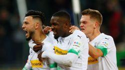 Bayern teleurstellend zesde na laat tegendoelpunt in topper tegen Mönchengladbach