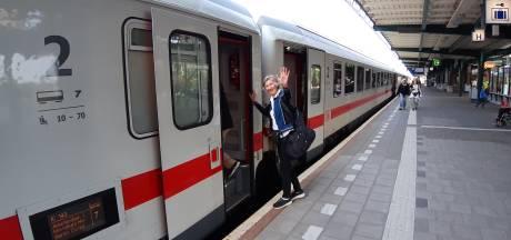Vliegschaamte maakt de trein naar Berlijn populairder: 'Vliegen is goedkoper, maar vind ik zonde van het milieu'