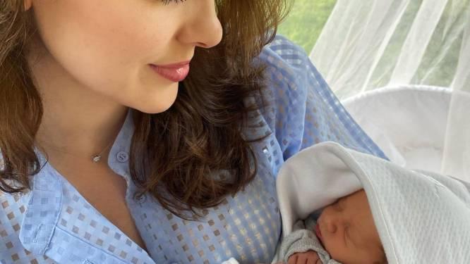 """Ex-Miss Cilou Annys verwelkomt tweede kindje: """"Jij maakt ons compleet"""""""