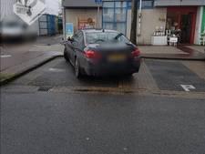Invalidenparkeerplaats misbruikt: 380 euro boete in Wezep