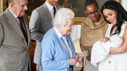 Archie wordt volgende maand gedoopt, maar de belangrijkste royal zal daarbij niet aanwezig zijn