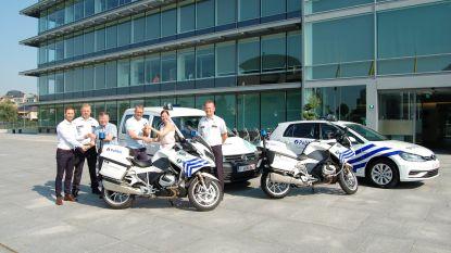 Wijkteam van politie rijdt voortaan op CNG