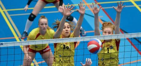 Volleybalteams weten waar zij aan toe zijn, Apeldoornse derby blijft behouden