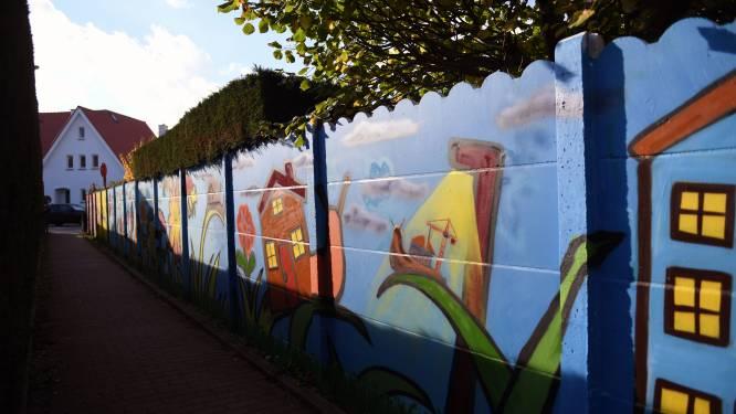 FOTOREPO: Leuvenaars kleuren wijk Terbank met street art