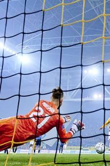 Slordig Feyenoord laat Vitesse ontsnappen