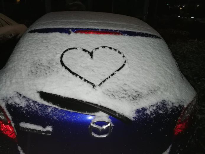 De liefde voor sneeuw