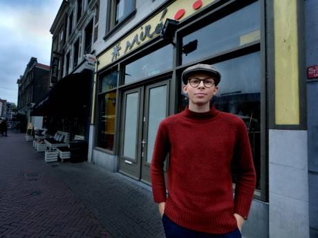 Dennis van Buuren begint pastaria 'Luca' in pand Miró