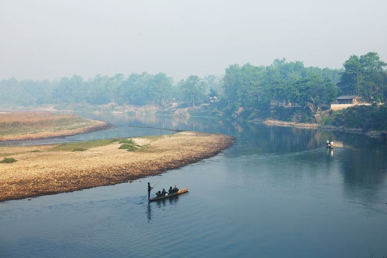 Chitwan, Nepal Beeld COLOURBOX